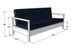 Спинка дивана своими руками: простые варианты для оформления