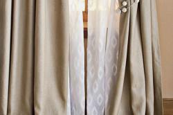 Какую выбрать ткань для штор: основные правила