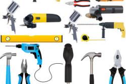 Инструменты для установки точечных светильников