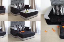 Бескаркасный диван-кровать