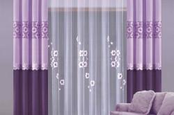 Выбор цвета для штор