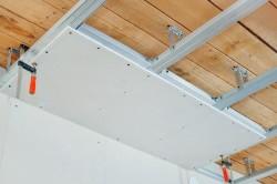 Как сделать красивый потолок своими руками из гипсокартона