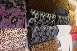 Выбор ткани для обивки кресла