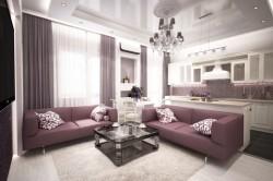 Мебель в зале