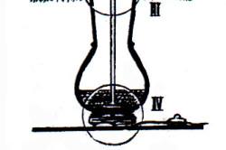 Схема декоративной лампы из вазы