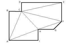 Замеры для монтажа натяжного потолка