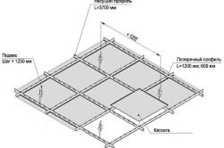 Схема монтажа пенопластовой плитки