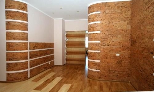 Утепление стен изнутри пробкой: особенности материала, монтаж теплоизоляции