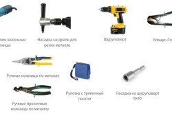 Инструменты для монтажа телевизора на гипсокартон