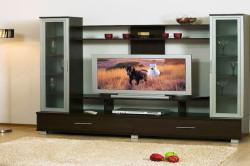 Размещение телевизора в гостиной