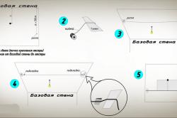 Как клеить потолочную плитку: условия и процесс поклейки