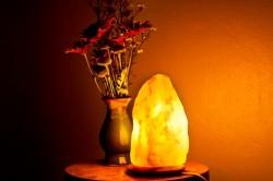 Солевая лампа и Фэн-шуй