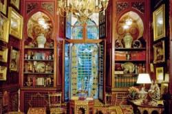 Комната в персидском стиле