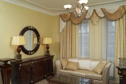 Новые шторы для гостиной
