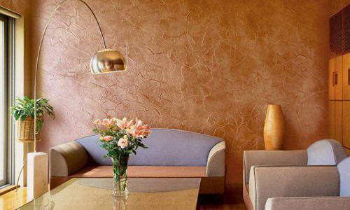 Декоративная шпаклевка в домашних условиях