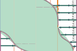 Схема монтажа второго уровня подвесного гипсокартонного потолка
