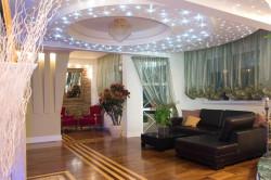 Освещение гостиной