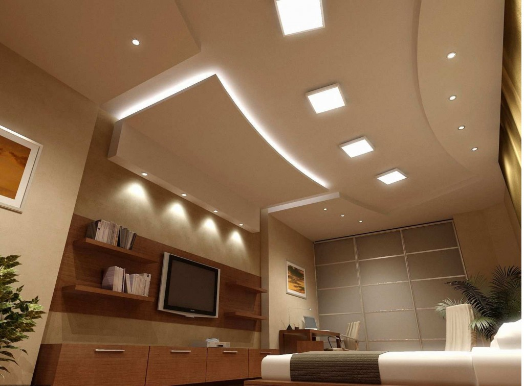 Bedroom lighting fixtures ceiling