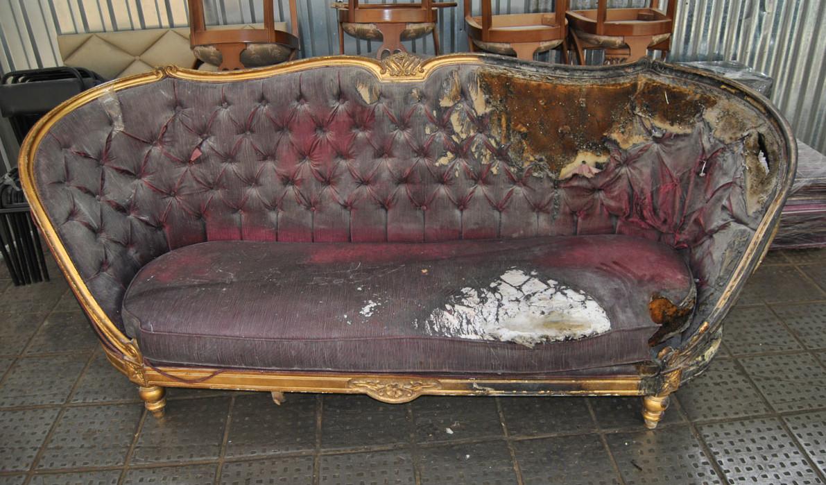 Старый диван своими руками 179