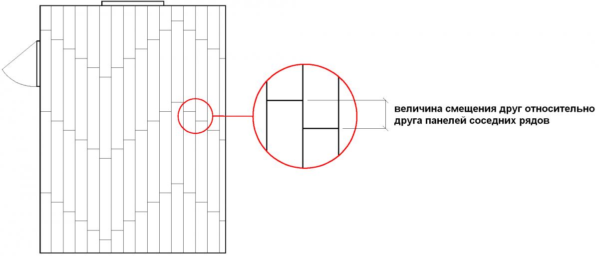Видео инструкция по укладке ламината своими руками фото 124