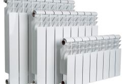 Секционные биметаллические радиторы