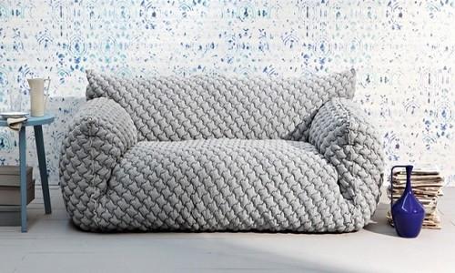 Накидка для дивана своими руками