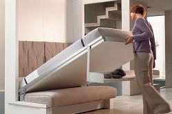 Мебель-трансформер в гостиной