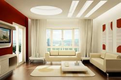 Дизайн помещения в стиле модерн