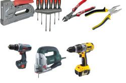 Инструменты для перетяжки стула