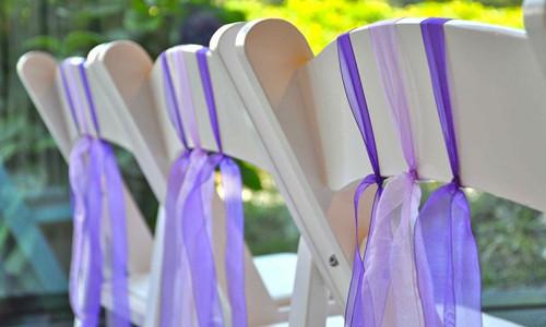 Украсить стулья на свадьбу своими руками фото