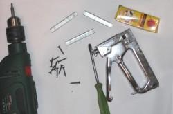 Инструменты для перетяжки мебели