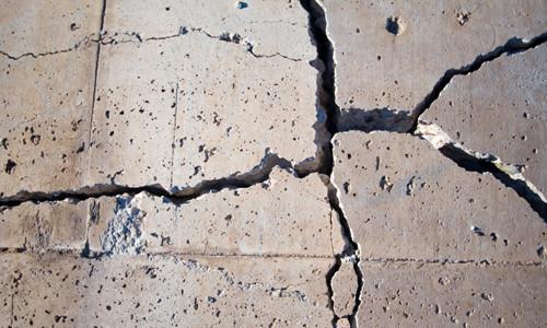 Дефекты бетонного пола
