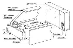 Инструкция по сборке углового дивана