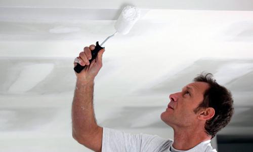 Отделка стен из гипсокартона под покраску