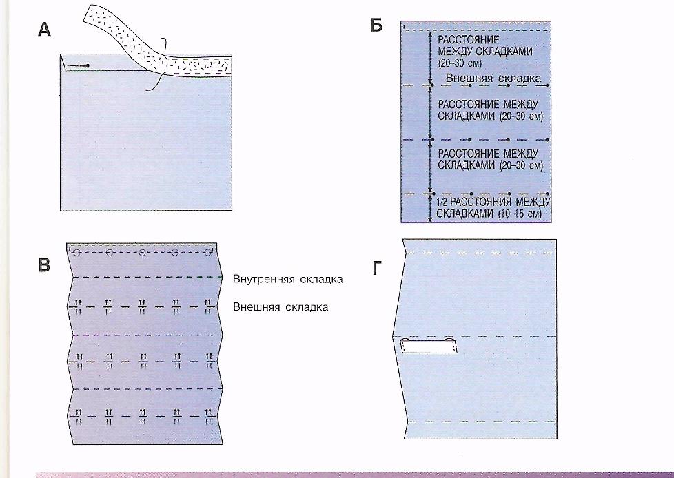 Римские шторы из старых жалюзи 184