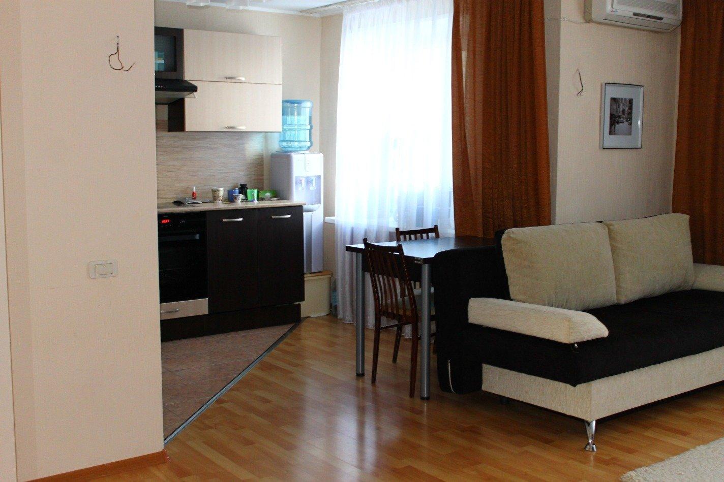 Гостиная в хрущевке: варианты дизайна и возможности интерьер.
