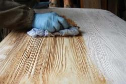 Процесс обработки поверхности