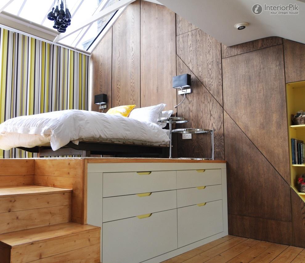 Moebel Holz Multifunktional Design Idee