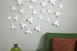Аппликации на стену