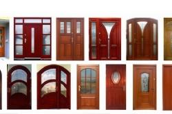 Разновидности дверей из МДФ