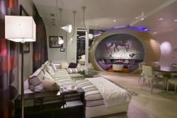 Гостиная в фантастическом стиле