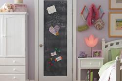 Дверь-грифельная доска