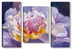Картина с изображением цветков