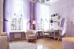 Выбор штор согласно расположению комнаты