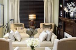 Неправильная расстановка мебели в гостиной