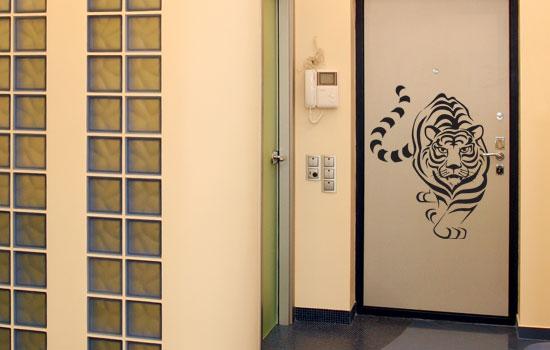Декор для межкомнатных дверей своими руками фото