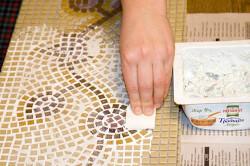 Обработка мозаики
