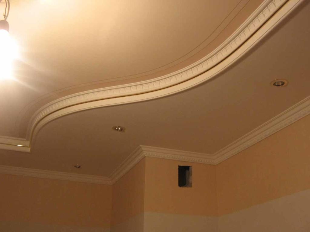 Как правильно сделать подвесной потолок